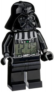 Lego Star Wars Darth Vader Minifiguren Wecker - schwarz