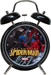 United Labels AG 0197556 - Wecker 10cm Spider Man